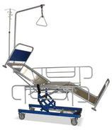 Кровать функциональная КФ3-Техстрой 2 (реанимационная с регулировкой по высоте)