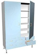 Шкаф для хранения биксов ВРС-ШкМ-04