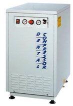 Стоматологический компрессор EXTREME DENTAL SIL. 30L 1,0 CV
