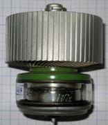 Радиолампа ГУ-43Б (генераторный тетрод)