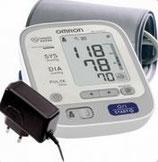Тонометр Omron M6 Comfort с адаптером