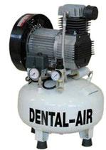 Компрессор безмасляный стоматологический DENTAL 1