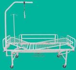 Кровать металлическая К.М.Ф.1-9-3-2-R