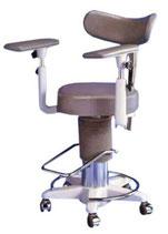 Стул с подлокотниками для хирурга OC-1A