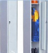 Шкаф металлический медицинский ШМО-1