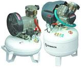 Безмасляный компрессор Remeza VS204-100TД