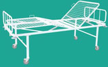 Кровать металлическая К.М.Ф.1-9-3-3-R