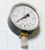 Манометр МП2 УФ х 6 кгс/см2