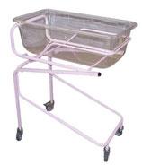 Тележка-кроватка для новорожденных передвижная ТКНп-01-3MMM