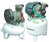 Безмасляный компрессор Remeza VS254-100T