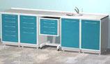 Комплект мебели (мебельный набор) DIADENT-1