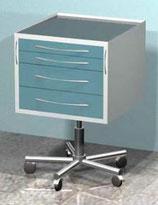 Стоматологический передвижной столик DM-34.3