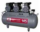 Безмасляный компрессор OIL LESS 145 (W-610)