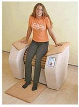 Роликовый массажер BODY ROLL