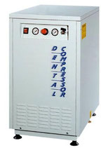 Стоматологический компрессор EXTREME DENTAL SIL. 30L 2,0 CV