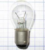 Лампа накаливания самолетная СМ 28-20 B15d/18