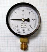 Мановакуумметр МВПЗ-Уф (-1+5) кгс/см2 показывающий