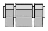 HCM Lemans 531E00 + 538E00 + 2x 533E00