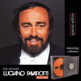 SPECIAL EDITION LIVE CONCERT LUCIANO PAVAROTTI REEL ONE