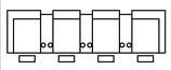 HCM Sierra II 566700 + 3x56W200 + 2x566000 + 566600