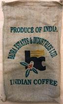 Original Kaffeesack aus Jute