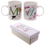 Geschenk Set Mr. & Mrs.