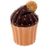 Cupcake Schoko mit Orange