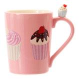 Cupcake mit mini Cupcake