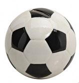 Fussball schwarz - weiss