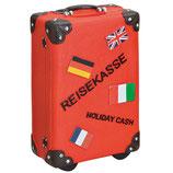 Reisekoffer rot