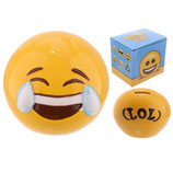 """Spardose Emoticon JOY """"LOL"""""""