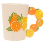 Zitrone - Orange