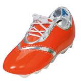 Fussballschuh orange