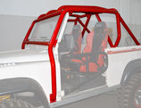 ROLL BAR ESTERNO LAND ROVER DEFENDER 90 PICK UP - SPECIAL EDITION