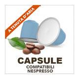 Madreterra Compostabile e compatibile Nespresso DEK