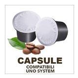 Capsule compatibili Illy Uno System - Indesit - Maranello