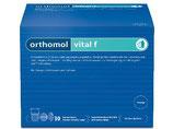 Orthomol Vital f® - Vital statt gestresst!