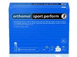 Orthomol Sport perform® - Für alle, die alles geben.