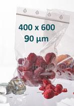 DV-Beutel 90 µm *400 x 600*