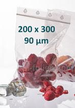 DV-Beutel 90 µm  *200 x 300*