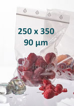 DV-Beutel 90 µm  *250 x 350*
