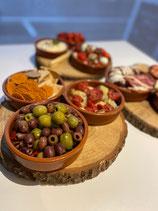 Spaanse olijven mix