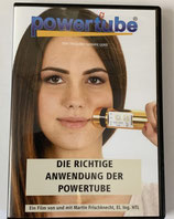 """DVD """"Die richtige Anwendung der PowerTube"""""""