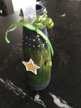 Vase mit Stern