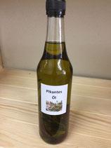 Pikantes Öl  5dl