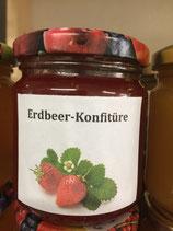 Erdbeeren Konfitüre  200g