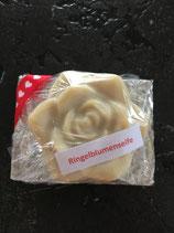 Ringelblumen-Seife mit Blumenmuster