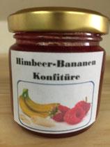 Himbeer-Bananen Konfitüre  95g
