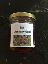 Bio Cranberry Gelee  200g