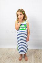 104-110 laatste maat! /maxi dress